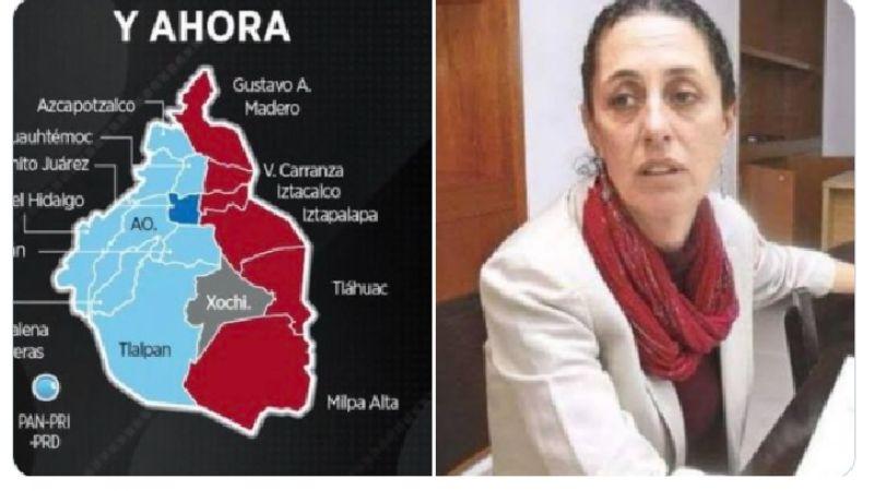 'El muro de pejín': Estos son los mejores memes tras la 'división' de la CDMX por elecciones