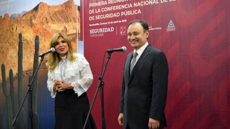 Claudia Pavlovich llama a Alfonso Durazo para felicitarlo por su triunfo en las elecciones