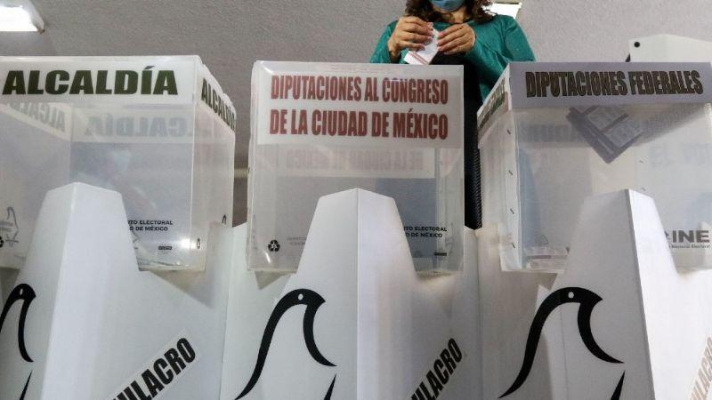 Morena consigue quedarse con la gubernatura de 10 estados; lo sigue el PAN con dos
