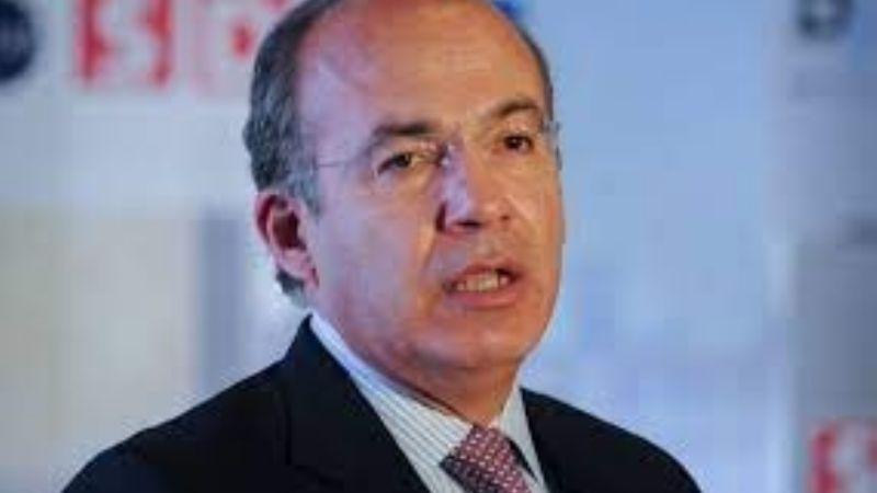 Felipe Calderón, hospitalizado por un cuadro de Covid-19 ¿Cómo está el expresidente?