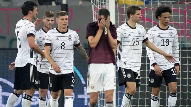 Alemania no tiene piedad ante Lituania y endereza su camino a la Eurocopa