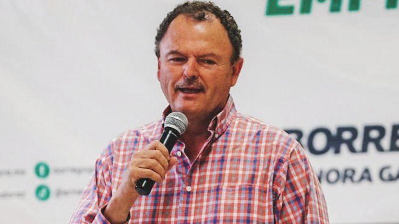 VIDEO: Ernesto Gándara reconoce victoria de Alfonso Durazo y le desea suerte en su gestión