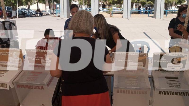 Abstencionismo se hizo presente en Navojoa; solo el 44 por ciento salió a votar