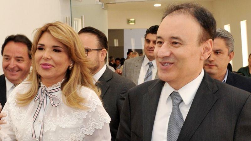 Claudia Pavlovich reconoce triunfo de Alfonso Durazo y le desea éxito en su administración
