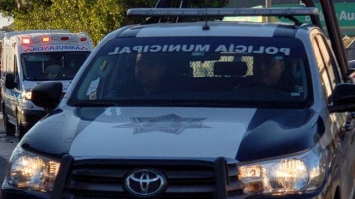 Depresiva jovencita causa terror en Guaymas; amenazaba con arrojarse del puente de Miramar