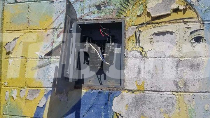 Aprovechan ausencia de personal y vandalizan escuela primaria en Navojoa