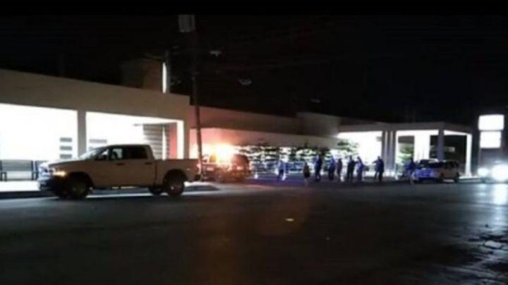 San Luis Río Colorado: Asesinan a tiros a un hombre a bordo de un auto frente a funeraria