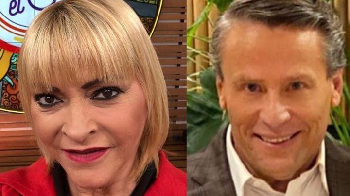Tras vencer a Alfredo Adame, actriz de Televisa da 'recadito' a su excuñado desde 'Sale el Sol'