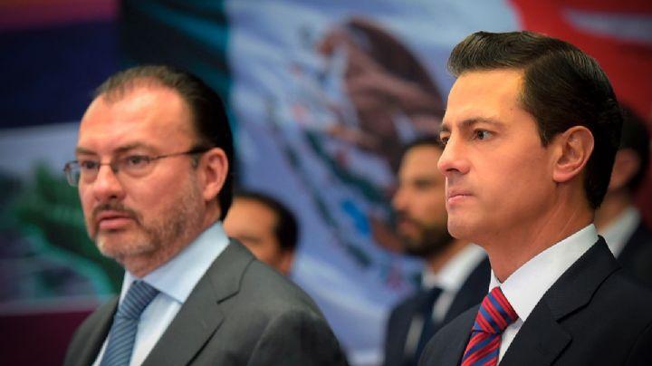 ¿Quién es Luis Videgaray, la mano 'chueca' del expresidente Enrique Peña Nieto?