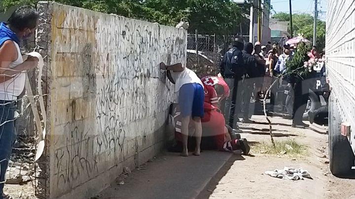 A plena luz del día, ejecutan a balazos a menor de edad al norte de Ciudad Obregón