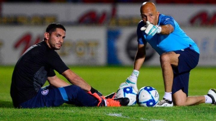 El 'Conejo' Pérez ya piensa en el bicampeonato para el Cruz Azul