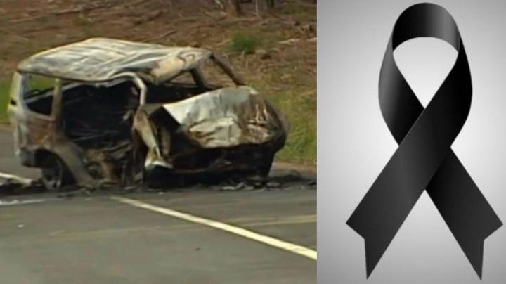 Tragedia en la TV: Muere famosa actriz de 28 años y su familia en brutal choque; filtran FOTOS