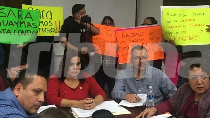 El nepotismo y mal Gobierno, 'la marca' de la administración que se va de Guaymas