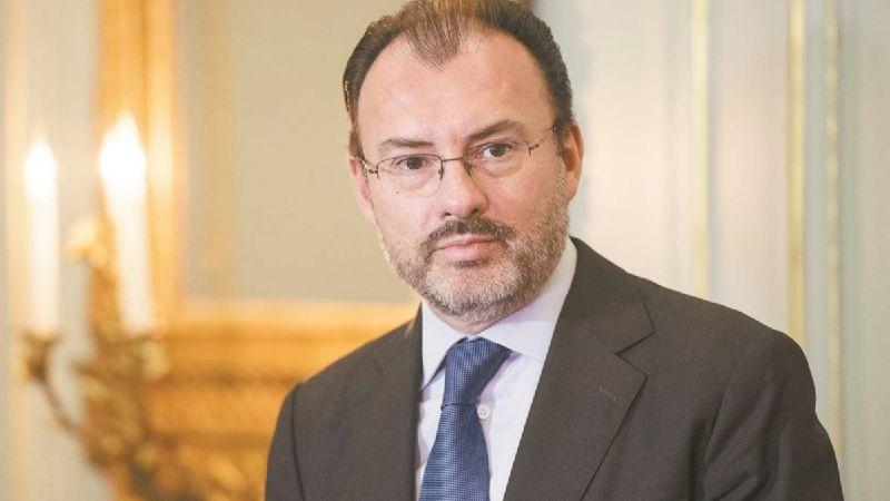 Luis Videgaray, la mano derecha de EPN, inhabilitado por 10 años de ocupar cargos públicos