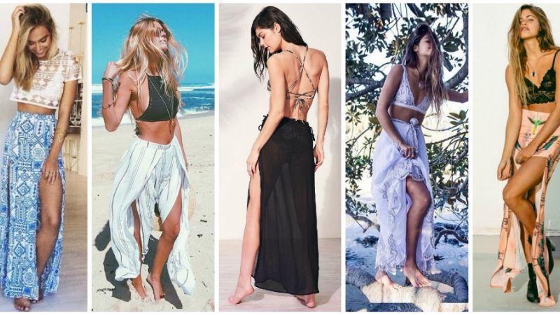 Sácale provecho a tus trajes de baño al combinarlos con estos 'outfits' para el Verano 2021