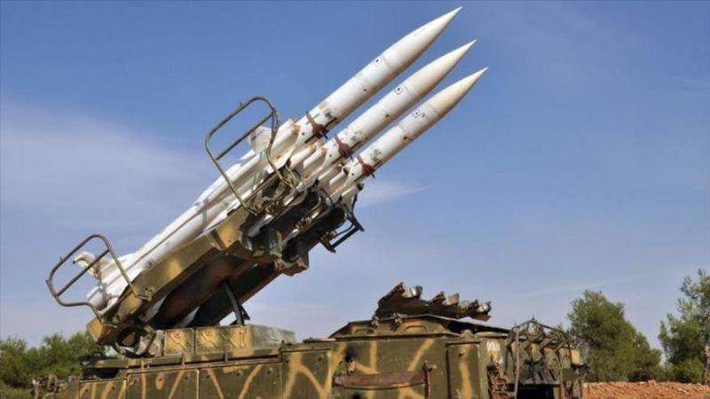 Siria activa sus sistemas de defensa aérea y repele ataque israelí en Damasco