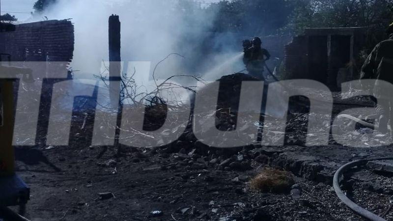 Par de incendios en el sur y sector Pitic de Empalme desatan movilización