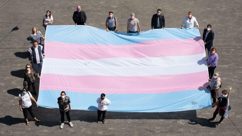 Mes del Orgullo LGBT+: Averigua cuál es el impactante significado de la primera bandera trans