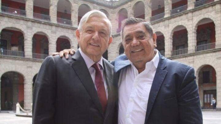 """AMLO defiende a Félix Salgado Macedonio; campaña en su contra """"sin pruebas"""" afectó elecciones"""
