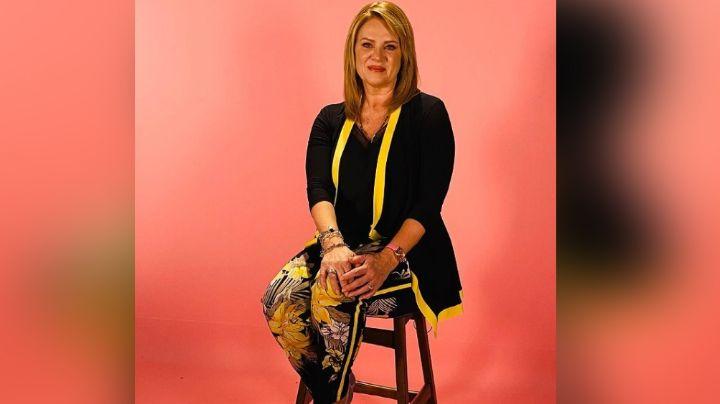 Érika Buenfil enloquece a Televisa al posar con el elenco de 'Vencer el Pasado'