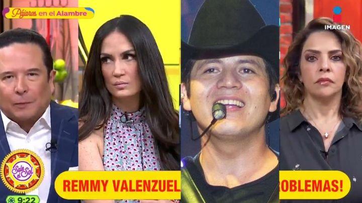 """""""Miserable, desgraciado"""": En 'Sale el Sol', destrozan a Remmy Valenzuela y exigen que lo arresten"""
