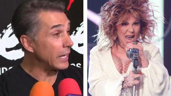 VIDEO: Sergio Mayer estalla ante la prensa y reacciona a su 'pleito' con Alejandra Guzmán
