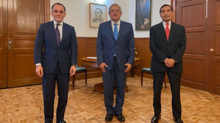 AMLO renueva a su gabinete: Sale Arturo Herrera de Hacienda y llega Rogelio Ramírez de la O