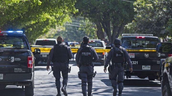 ¡Alerta en Jalisco! Enfrentamiento entre policías y delicuentes deja un hombre y una mujer muertos
