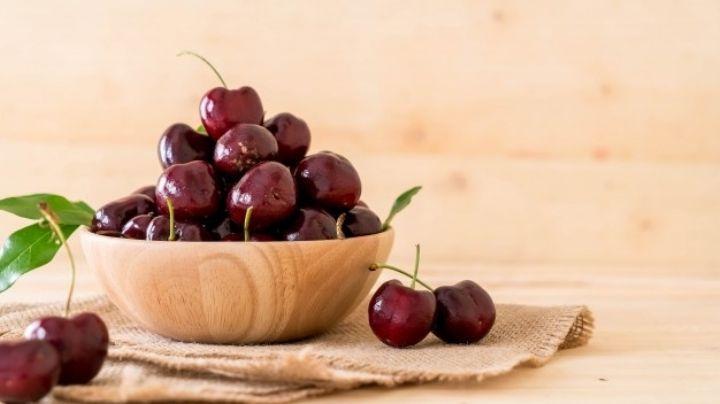 Conoce algunas de las razones por las que debes comer cerezas con regularidad