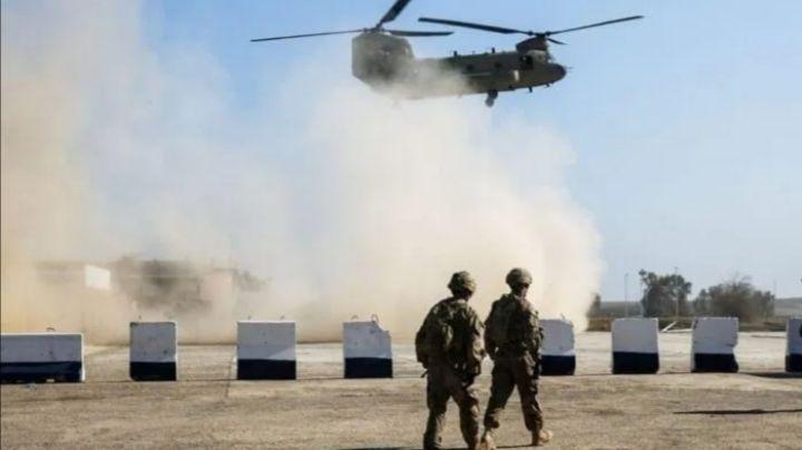 Explotan 5 misiles en la base aérea de Irak; dentro habían soldados estadounidenses
