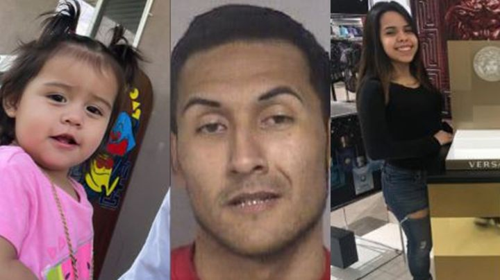 Peligroso fugitivo acusado de homicidio secuestra a su exnovia y a su bebé de 1 año