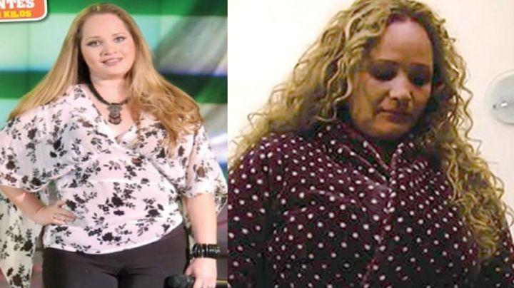 Tras irse a Televisa y brutal cambio, exalumna de 'La Academia' vuelve a TV Azteca con 40 kilos menos