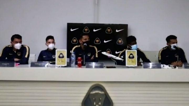 Pumas anuncia de manera oficial a sus 5 refuerzos de cara al Apertura 2021 de la Liga Mx