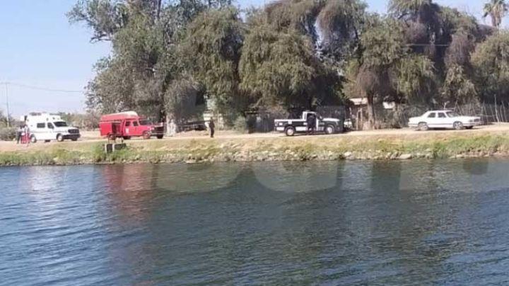 Angustia en Cajeme: Bomberos buscan a menor de 7 años en las aguas del Canal Bajo