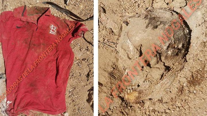 Descubren cadáver de hombre sepultado en Nogales; estaba en estado de putrefacción