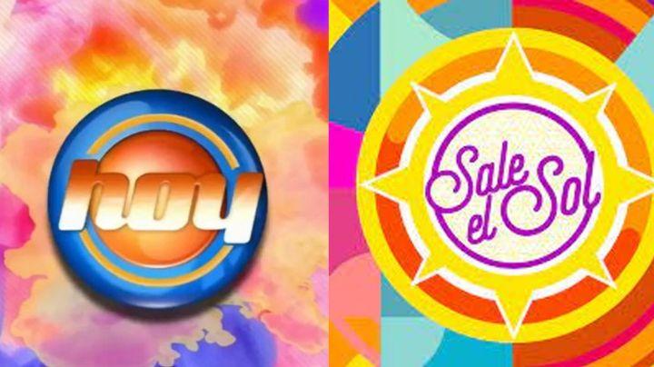 """""""Clasistas"""": Exconductor de 'Hoy' llega a 'Sale el Sol' y 'destroza' a Televisa"""
