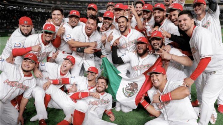 La selección Mexicana de beisbol tendrá dos juegos de preparación previo a los Juegos Olímpicos