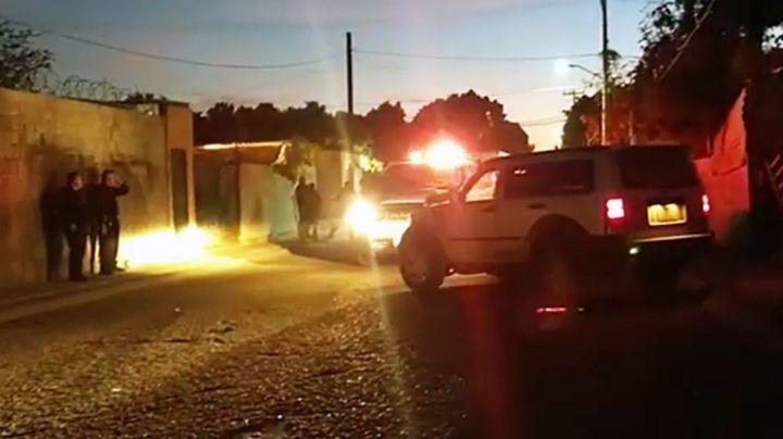 Caos en Cajeme: Recuperan camioneta robada tras intensa persecución entre ladrón y policías