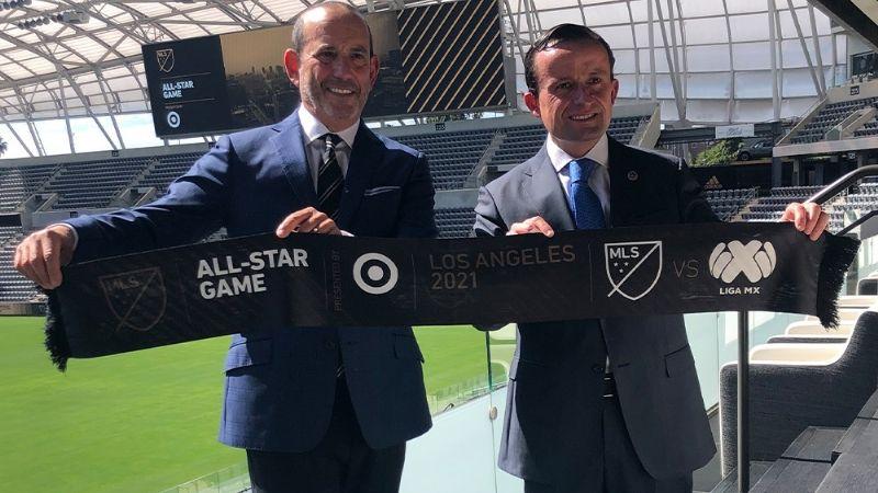Habrá Juego de Estrellas entre la Liga MX y la MLS; anuncia fecha y sede