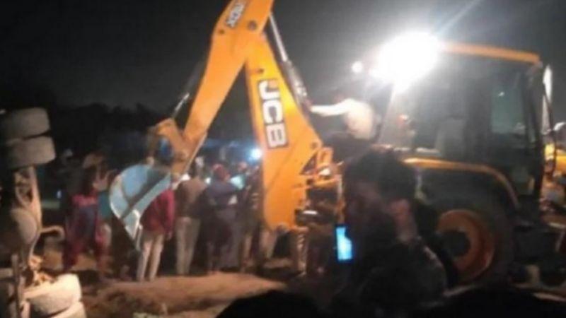 VIDEO: Mortífero choque en carretera deja 17 muertos en la India; todos eran obreros