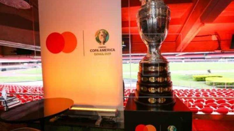 Mastercard decide no exponer su marca y retira patrocinio de la Copa América en Brasil