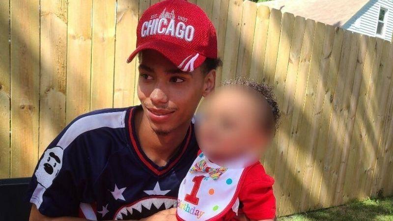 Daunte Wright dejó discapacitado a uno de sus amigos tras dispararle en la cabeza