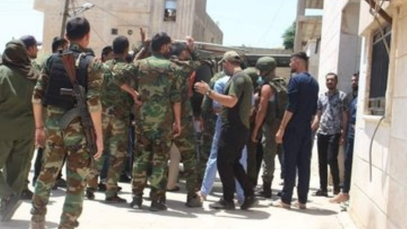 Un soldado ruso muerto y 3 heridos en Siria; su vehículo explotó tras chocar con una bomba