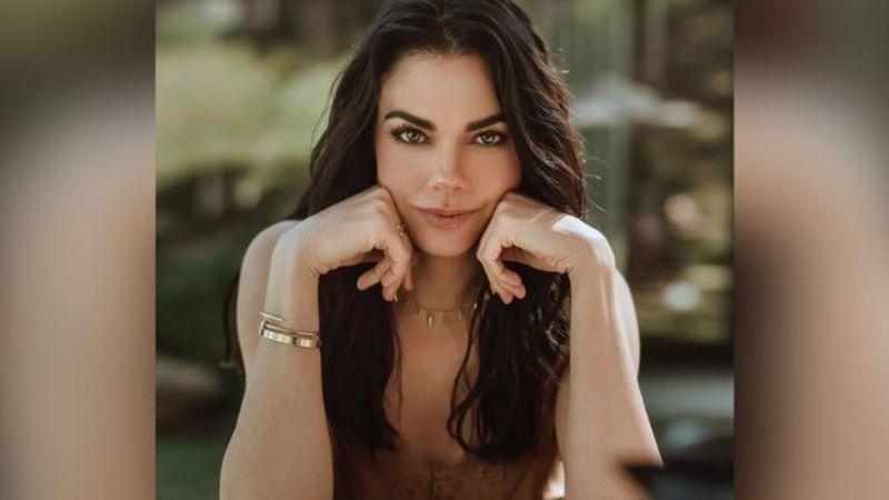 Livia Brito hace arder a todo Televisa al posar irresistible desde la piscina
