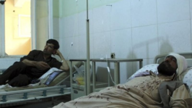 A sangre fría: Ataque armado contra desminadores deja 10 muertos en Afganistán