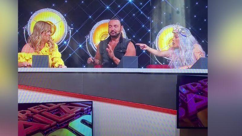 ¡Tensión en Televisa! Andrea Legarreta 'explota' y destroza a Lola Cortés en 'Hoy'