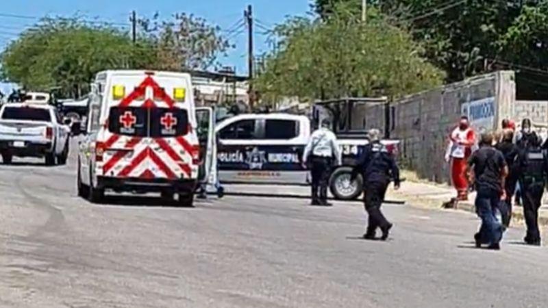 Municipales abaten a asaltante al norte de Hermosillo; abrió fuego contra los oficiales