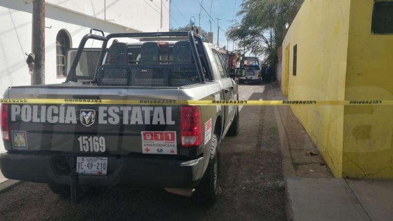 Terrorífico hallazgo: Encuentran a hombre sin vida en callejón de Ciudad Obregón