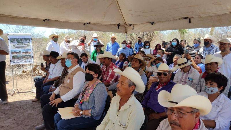 Plan de Justicia Yaqui continúa con la inauguración de la Universidad Intercultural Yaqui