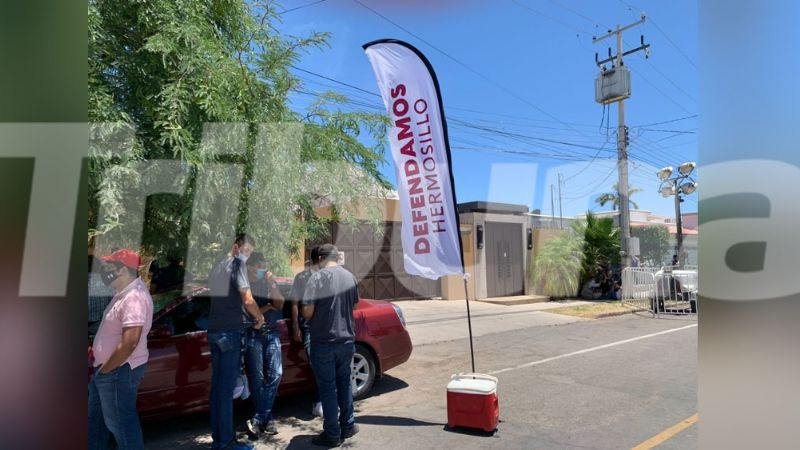 Tras pelea campal, consejos municipales inician cómputo de votos en Hermosillo